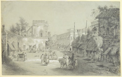 'Part of the City of Calcutta', Clive Street